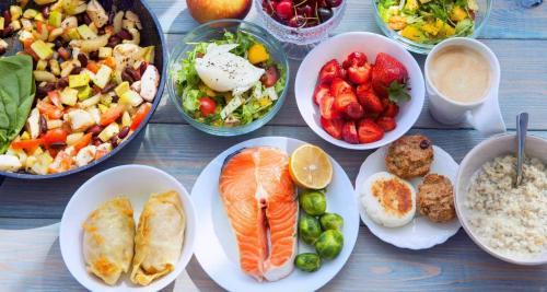 Что полезно есть на обед при правильном питании. Правильное питание: обед