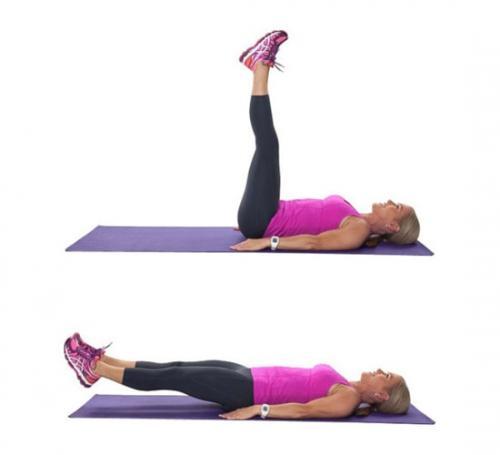 Упражнения для ленивых для похудения живота и боков. Эффективный комплекс гимнастических упражнений для похудения живота и боков
