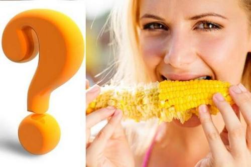 Вареная кукуруза для похудения. Польза кукурузы вареной при похудении