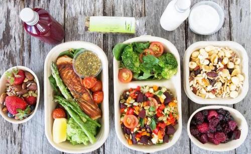 Правильный обед для похудения. Меню правильного питания на каждый день для снижения веса