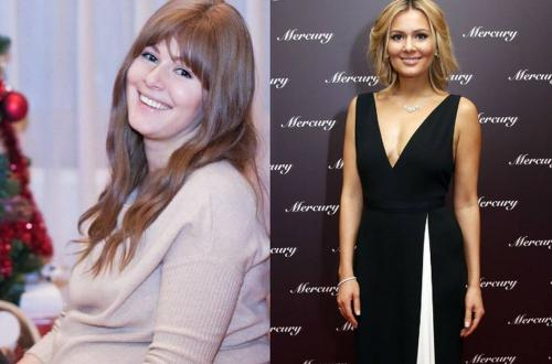 Как похудеть на 30 кг за 6 месяцев. Как похудеть после родов: Мария Кожевникова — минус 30 кг за 6 месяцев