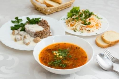 Что есть, чтобы похудеть на обед. Что лучше кушать, чтобы похудеть?