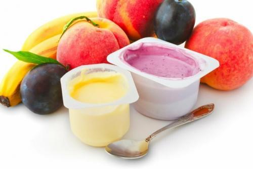 Какой йогурт лучше для похудения. Польза похудения на йогуртах